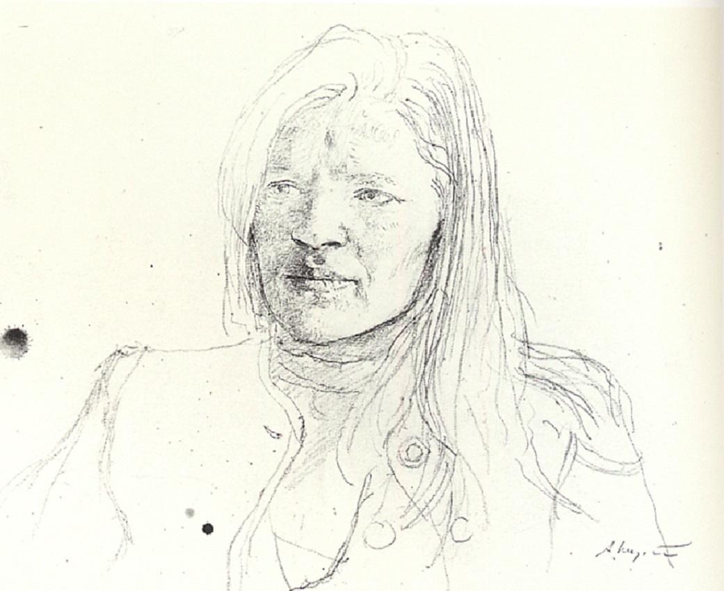 andrew wyeth helga series