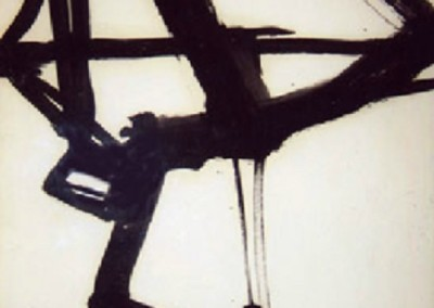 Untitled (1958)<br>ink on paper, 11x8.5 inches