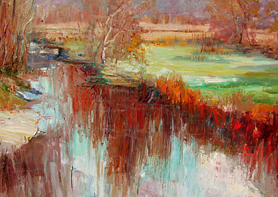 Barry Thomas: Arkansas Landscapes (September 17 – November 12, 2010)