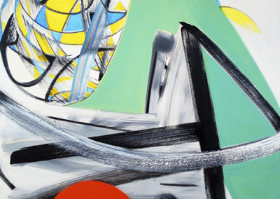 Abstract Expressionism in the South (November 15, 2012 – January 12, 2013)